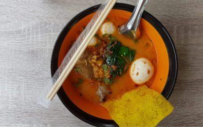 Thajsko na talíři: Co ochutnat v Thajsku + Mapa nejlepšího jídla v Krabi