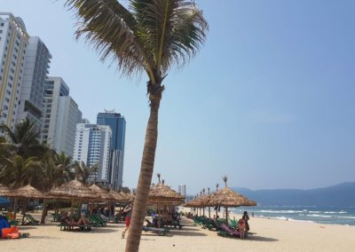 Městská pláž My Khe Beach