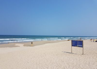 Na My Khe Beach budete často sami