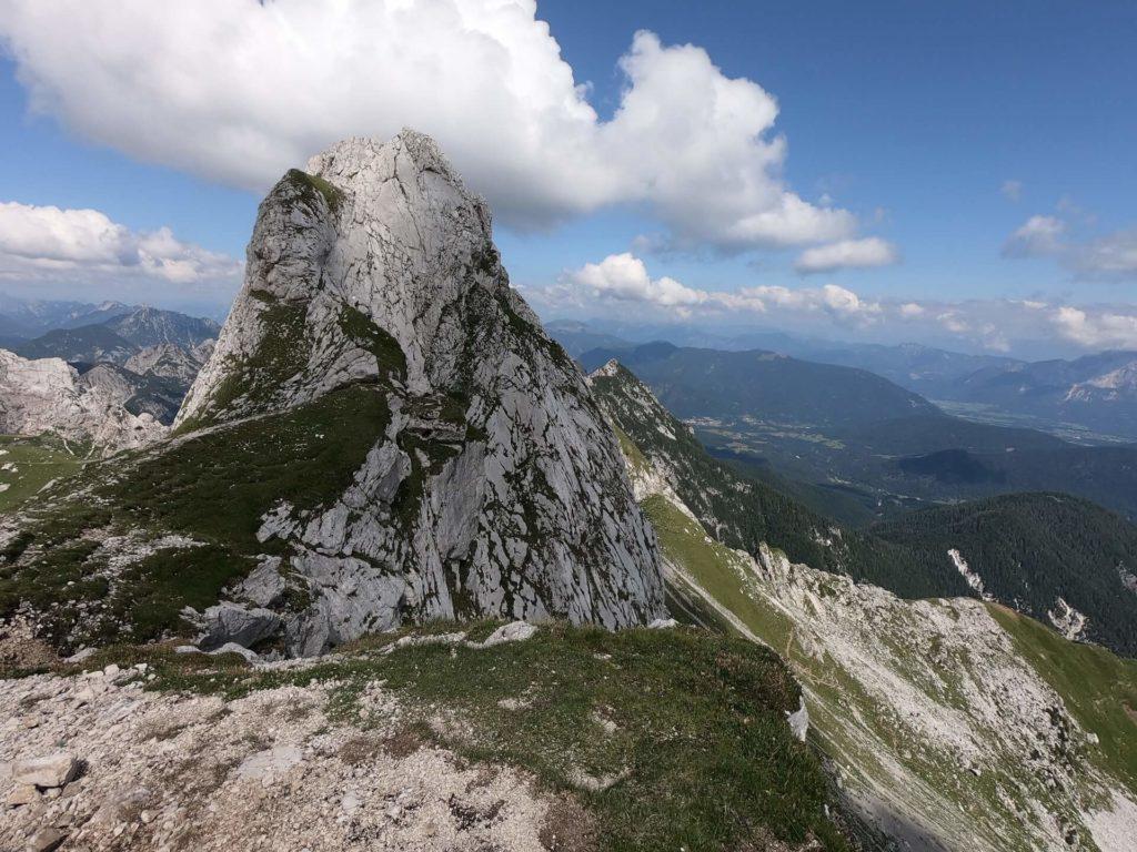 Výhledy z Mangartského sedla, Slovinsko