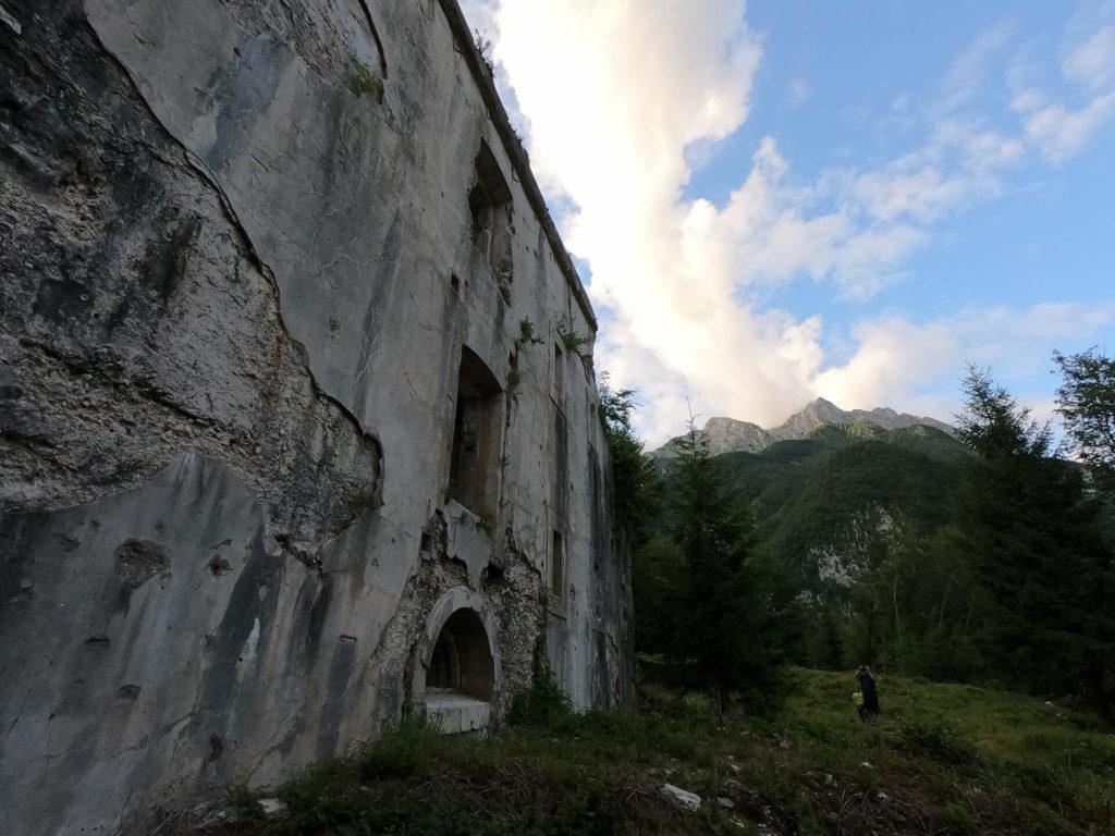 Bývalá vojenská pevnost Hermann, Slovinsko