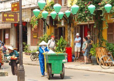 Městečko Hoi An