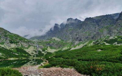 Výstup na Východnou Vysokou: Méně známé vrcholy Vysokých Tater